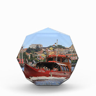 Barco de Proa el Duero, Oporto, Portugal