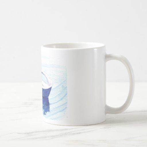 Barco de Rowing Tazas De Café