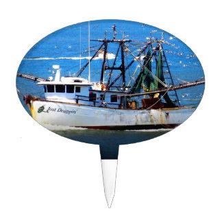Barco de Tybee Figuras Para Tartas