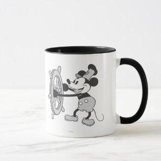 Barco de vapor clásico Willie de Mickey el |