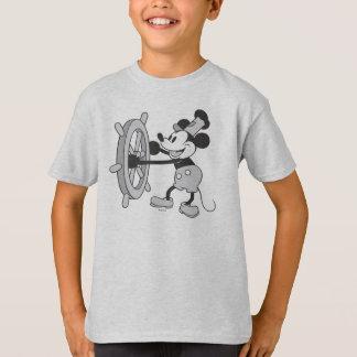 Barco de vapor clásico Willie de Mickey el | Playeras