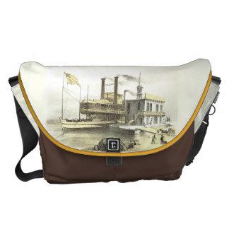 Barco de vapor de Mississippi la ciudad de Memphis