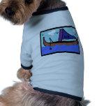 Barco de vela (2) prenda mascota
