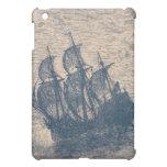 Barco de vela del Viejo Mundo iPad Mini Protector