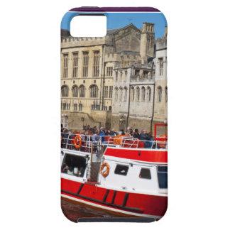 Barco de York fuera de los límites iPhone 5 Case-Mate Cárcasas