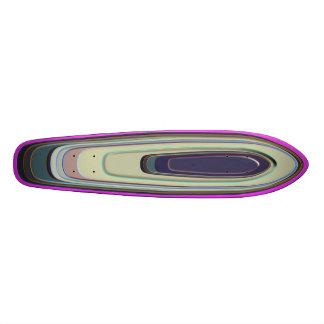 Barco del juguete del barco del dedo del pie de Bo Patín Personalizado
