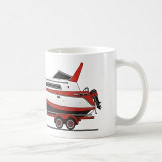 Barco del poder del coche de Eco Taza Clásica