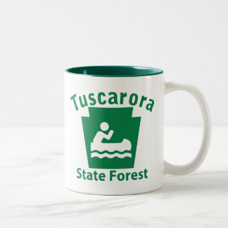 Barco del Tuscarora SF - taza
