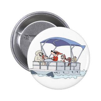 Barco el pontón pin redondo 5 cm