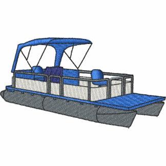 Barco el pontón sudadera bordada