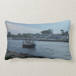 Barco en la almohada de New Jersey