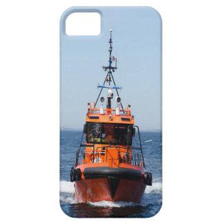 Barco experimental en Landsort que navega al éxito Funda Para iPhone 5 Barely There