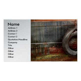 Barco - extracto - era un buen año plantillas de tarjetas personales