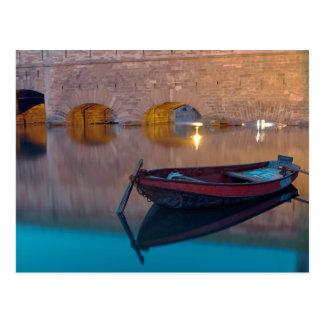 Barco francés tarjetas postales