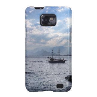 Barco Galaxy S2 Carcasas