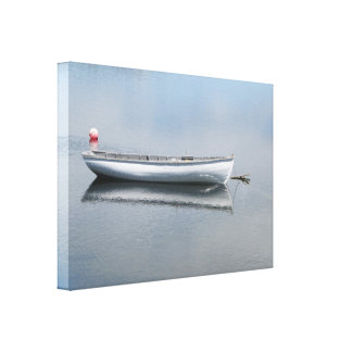 Barco Impresión En Lienzo