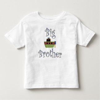 Barco lindo mayor de hermano tee shirts