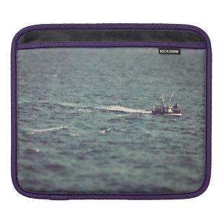 Barco Pesquero Mangas De iPad