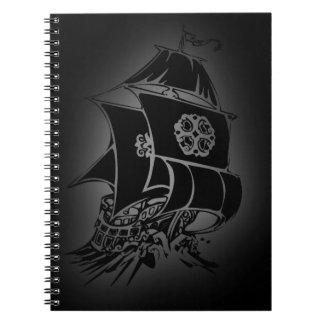 Barco pirata 1 libretas