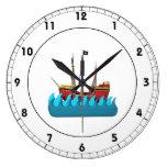 Barco pirata 2 relojes