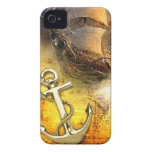 Barco pirata Case-Mate iPhone 4 funda