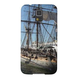 Barco pirata en San Diego California Funda Para Galaxy S5