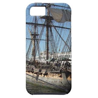 Barco pirata en San Diego California iPhone 5 Case-Mate Fundas