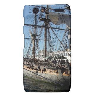 Barco pirata en San Diego California Droid RAZR Funda