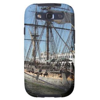 Barco pirata en San Diego California Samsung Galaxy S3 Protectores