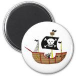 Barco pirata iman