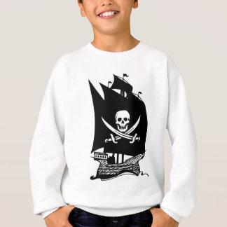 Barco pirata sudadera