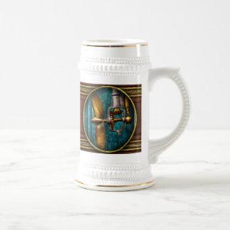 Barco - propulsión tazas de café