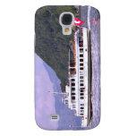 Barco turístico en el lago Alfalfa