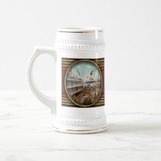 Barco - vacaciones a recordar - 1901 jarra de cerveza