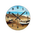 barco viejo relojes