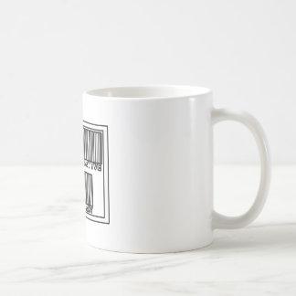 Barcode Administrative Assistant Coffee Mug