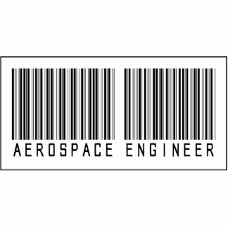 Barcode Aerospace Engineer Cut Outs