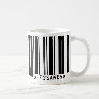 Barcode ALESSANDRO Coffee Mug