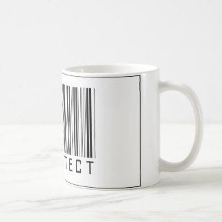 Barcode Architect Coffee Mug