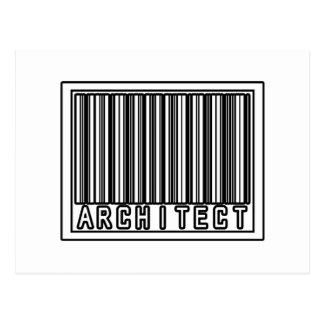 Barcode Architect Postcards