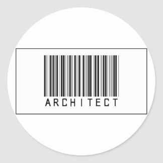 Barcode Architect Stickers