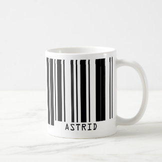 Barcode ASTRID Coffee Mug