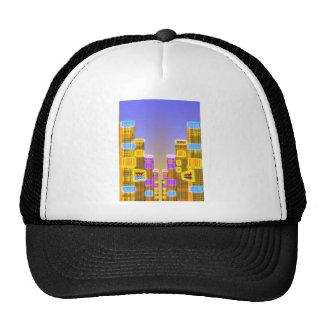 Barcode Boogie -Woogie Trucker Hat