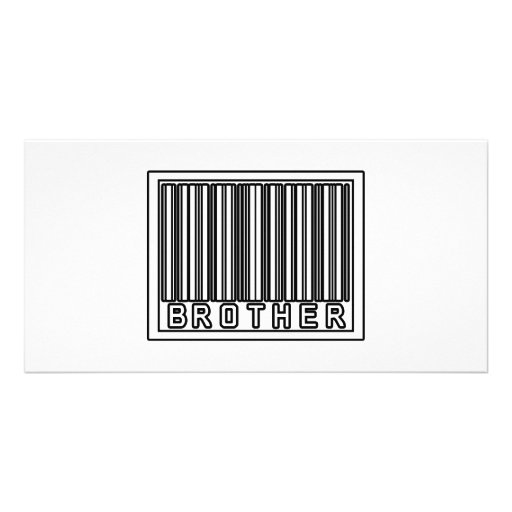 Barcode Brother Photo Cards