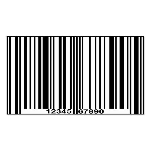how to create barcode for business