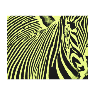 Barcode Canvas Print