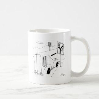 Barcode Cartoon 6676 Coffee Mug
