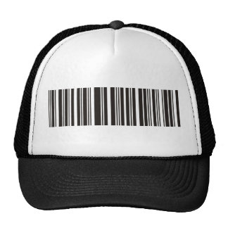 barcode código contado al pagado nowhereman gorro