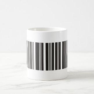 barcode código contado al pagado nowhereman taza