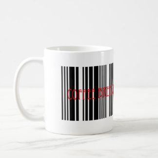 Barcode - Coffee time Coffee Mug